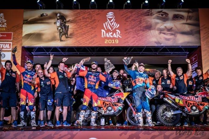 2019 Dakar Rally, Peru