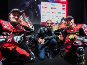 パニガーレV4 RがSBKデビュー!Ducatiが2019スーパーバイク世界選手権のチーム体制を発表