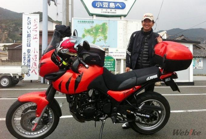 のめり込むほどに熱いバイクライフを!(上)~ 柏秀樹のバイクライフ論