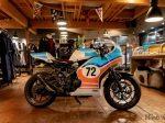 YAMAHA YZF-R25をボルトオンでネオクラシックバイクに!GG Retrofitz(ジージー・レトロフィッツ)Webikeで取扱開始