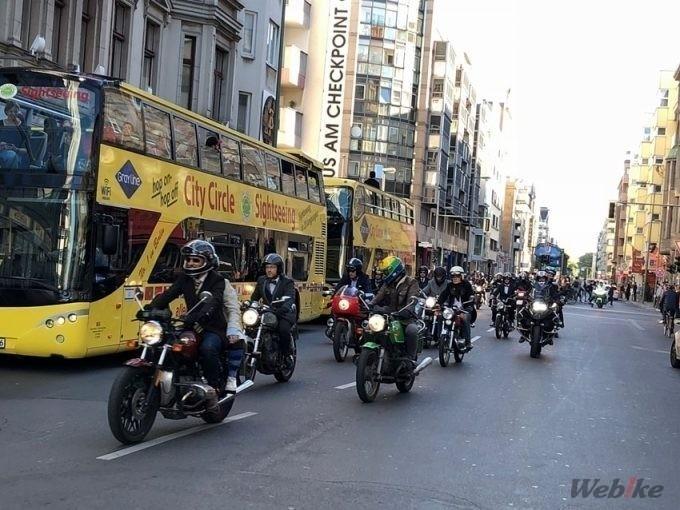 紳士淑女のライダーが集うDGRとは… バイク文化に社会の成熟度が映る