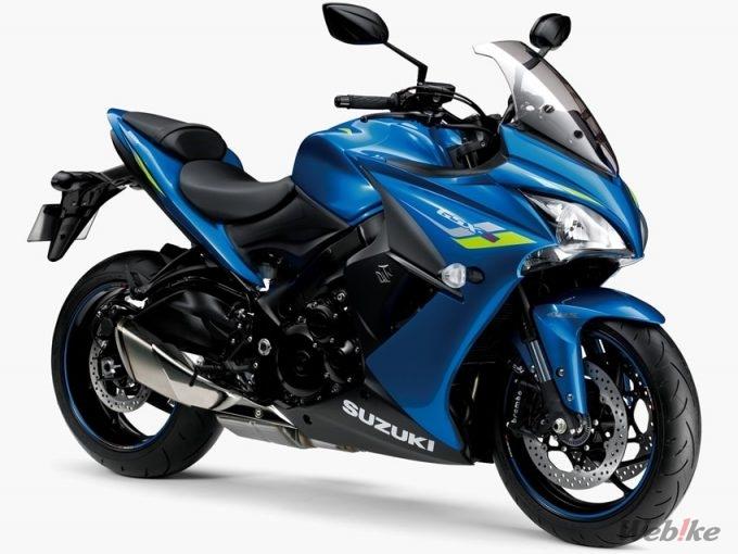 【新車】スズキ「GSX-S1000 ABS」「GSX-S1000F ABS」がカラーリングを変更し2/21に発売