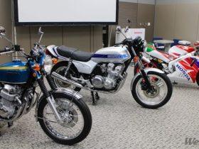 ホンダ、旧型モデル部品を再販売 「CB750F、NSR250R、CB750Four」が対象