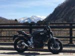 今週の日記ピックアップは、バイクを走らせ青空を楽しむ[さとぺさん ツーリング日記]