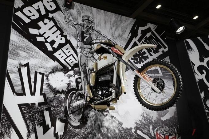 【ヘルメット・タイヤなど部用品】東京モーターサイクルショー2019 出展ギャラリー