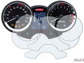 【新製品】Z900RS、モンキー125など話題の新型車種用メーター保護パネルが登場!