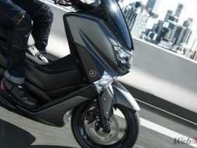【新車】ヤマハ、「NMAX155 ABS」をカラーチェンジし4/30より発売