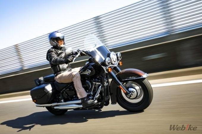 【HERITAGE CLASSIC 114】伝統的スタイルに現代の走り 日本でも使える旅バイクだ