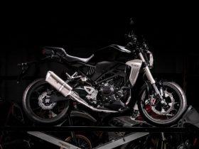 【新製品】ヤマモトレーシング、CB250R('18)用フルエキゾーストマフラー「Spec-A」が登場!