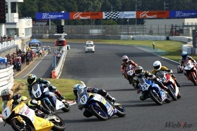 【Webikeチームノリックヤマハ】筑波ロードレース選手権シリーズ 第2戦レポート