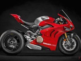 ドゥカティ「パニガーレ V4 R」が6/29に国内発売 公道走行が可能な究極のレーシング・バイク