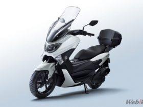【新製品】ヤマハ、通勤・通学に便利な快適装備をプラスした「NMAX ABS快適セレクション」を新発売