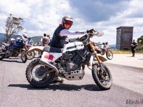 ヤマハEU、オフロードモデル「Swank Rally 700」を公開 新たなYard Builtカスタム