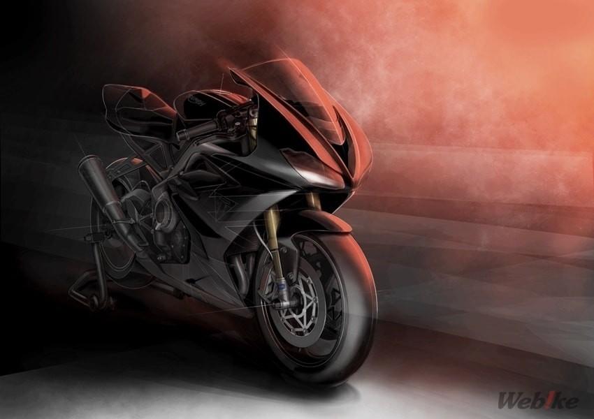 sale retailer 2e0d0 bbb03 トライアンフから新型「デイトナ765」が登場 Moto2エンジン搭載 ...