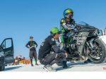 世界記録337km/h樹立のNinja H2、'19新型の真価は?【カワサキ開発者インタビュー】