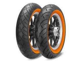 【新製品】メッツラーよりクルーザー(アメリカン)用タイヤ「ME888」オレンジウォールが新登場!