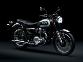 【新車】カワサキ「W800」の新型が12/1に発売 「W」のルックスとフィーリングを忠実に再現