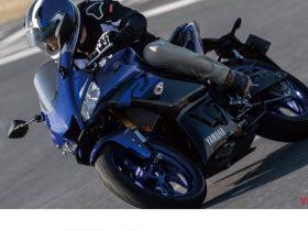 ヤマハ YZF-R3 ABS試乗インプレッション【倒立式&ラジアル化で走りが1ランクアップ】