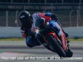 【動画】マルケスが「CBR1000RR-R Fireblade SP」をサーキット試乗!ホンダEUが公開