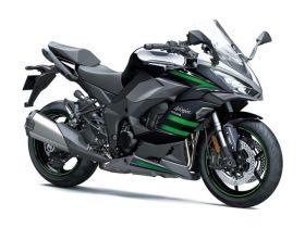 2輪車用タイヤ「BATTLAX」がカワサキ「Ninja 1000SX」の新車装着タイヤに