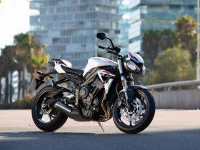 【新車】トライアンフが新型「Street Triple S」を今春発売 特徴的な660ccトリプルエンジン搭載