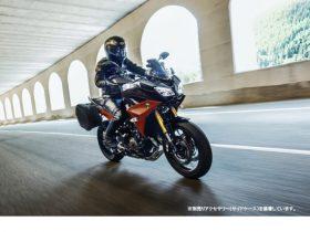 【新車】ヤマハ「TRACER900 GT ABS」「TRACER900 ABS」新色が2/25より発売