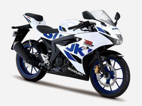 【新車】スズキ「GSX-S125 ABS」「GSX-R125 ABS」がマイナーチェンジして2/27に発売
