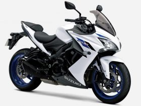 【新車】スズキ「GSX-S1000 ABS」「GSX-S1000F ABS」がカラーリングを変更して2/20に発売