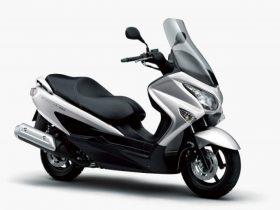 【新車】スズキ、「バーグマン200」「SV650/X」「Vストローム650/XT」のカラーリングを変更して発売