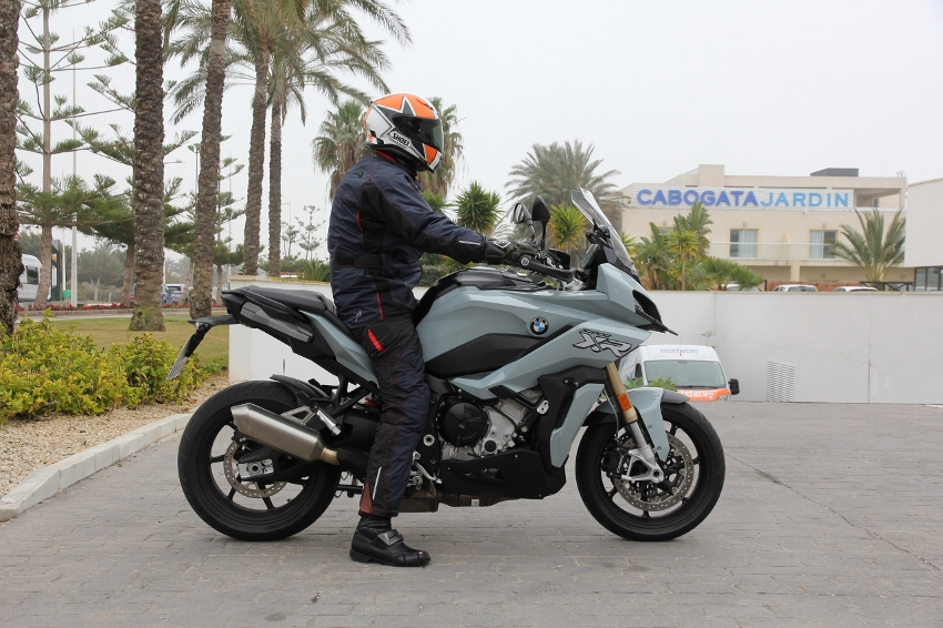New Bmw S1000xr Test Ride Review Enjoy The Best Super Sport Riding Even On Touring Webike News