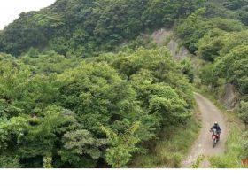 ガチンコバイク女子・コイの「野駆け・林道・キャンピング」〈房総編〉【相棒はCRF250ラリー】