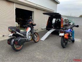 日本最北端へ! アラフィフ親父の極寒バイク旅 第1回「なぜオレたちは宗谷岬を目指したのか」
