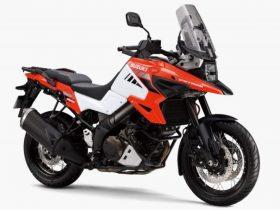 【新車】スズキ、新型「V-STROM 1050/XT」を発売 特別色「ヘリテージスペシャル」を設定