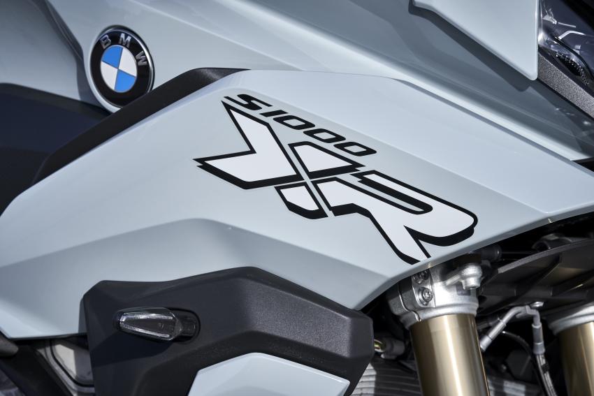 BMW ra mắt mẫu xe BMW S1000XR với phong cách Adventure Sports