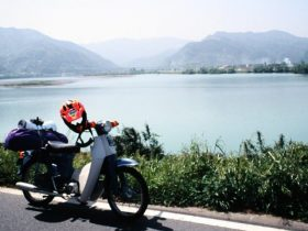 賀曽利隆の「1万円旅」(東京?鹿児島往復編)1998年