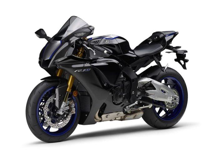 Yamaha YZF R1M và R1 2020