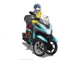 トリシティのアニメ化映像も収録!『ゆるキャン△』のスピンオフ『へやキャン△』Blu-ray&DVDが5/27に発売