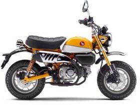 【新製品】DUNLOP、モンキー125に装着可能なタイヤ「K180」を発売