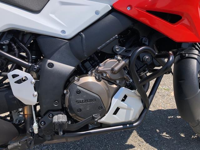 Đánh gia lái thử nghiệm mẫu xe Suzuki V-Strom 1050XT
