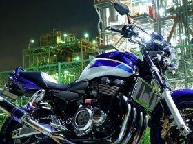 今週の愛車ピックアップ SUZUKI最後の油冷エンジン[GSX1400]