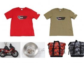 【新製品】ホンダ、CT125・ハンターカブオリジナルグッズを発売 Tシャツやアウトドアグッズが登場