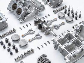 ドゥカティ、新型ムルティストラーダV4の「V4グランツーリスモ・エンジン」を発表