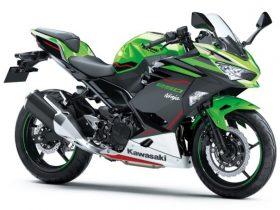 【新車】カワサキ、「Ninja 250/KRT EDITION」2021年モデルの新色を発売