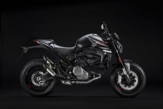 Ducati Monster 2021 mới bắt đầu đi vào dây chuyền sản xuất