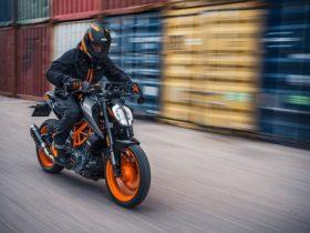 【新車】KTM、2021年ストリートモデル5機種を発売