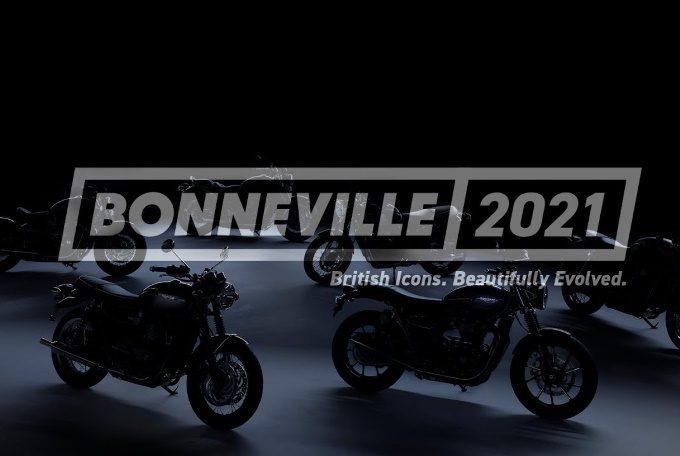 Ra mắt Triumph Bonneville 2021 mới trên toàn thế giới