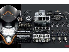 まさに熟成の鬼! 新ハヤブサのエンジンは執念の超改良版!