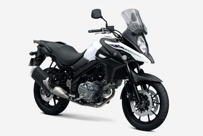Suzuki ra mắt V-Strom XT 650 và V-Strom XT 1050 mới