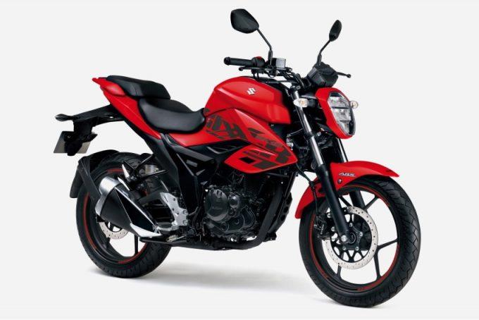 Suzuki ra mắt phiên bản Gixxer Livery mới từ cuối tháng 3