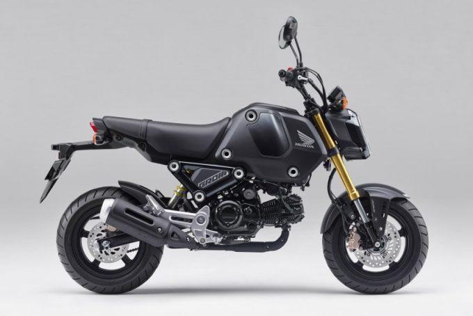Honda Grom 2021 ra mắt động cơ 5 cấp mới với giá 80 triệu đồng